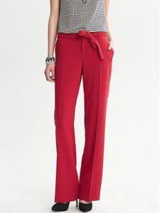 BR Wide leg trouser