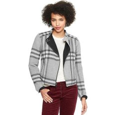 Gap wool moto jacket, $35