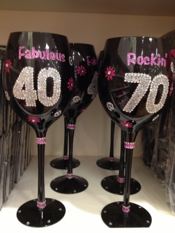 Party glasses $20