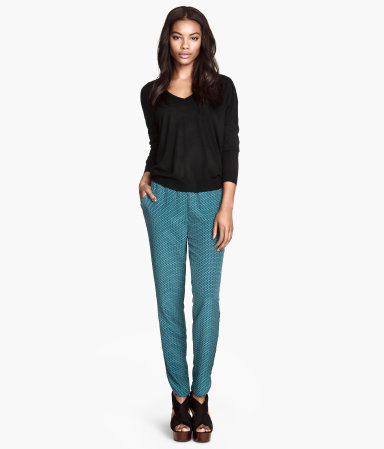 H&M loose pants $24.95