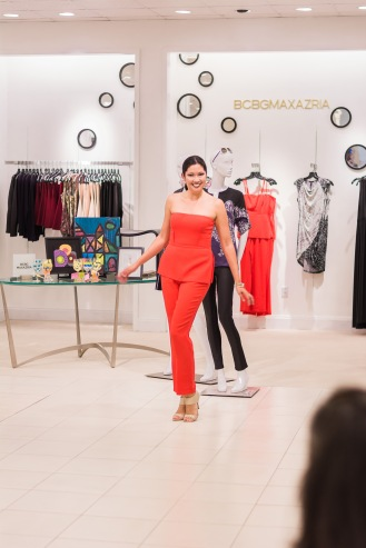 BCBG Fashion Show at Saks benefiting the Exceptional Foundation