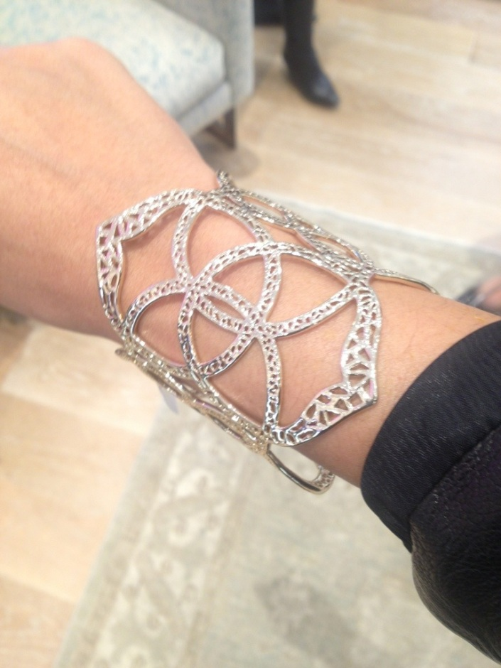 beautiful cuff at Kendra Scott!
