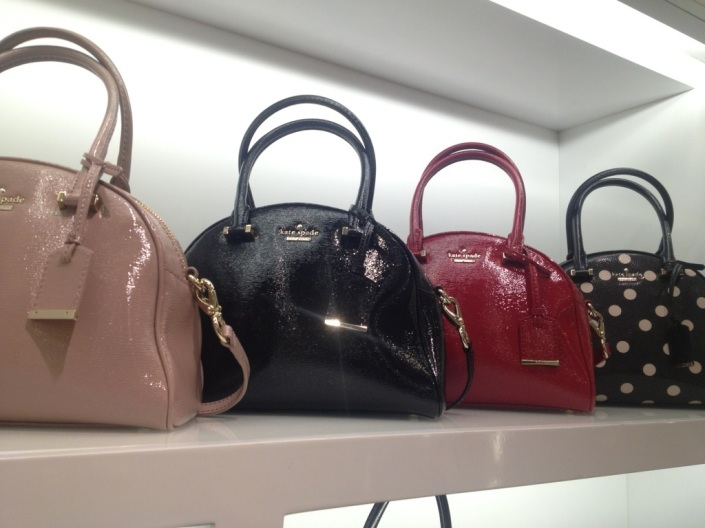 classic bags from Kate Spade!
