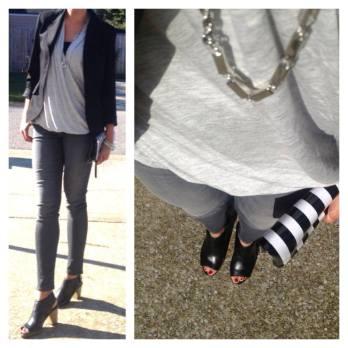 grey Hudson styled