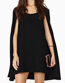 cape dress 2